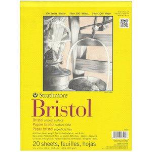 bristol-calligraphy-paper
