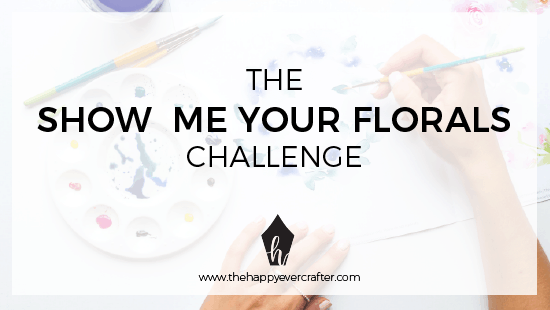The Show Me Your Florals FREE Challenge