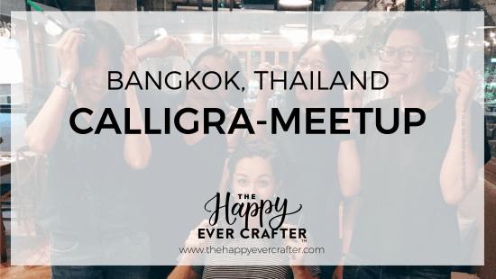 World Tour Calligra-Meetup: BANGKOK!