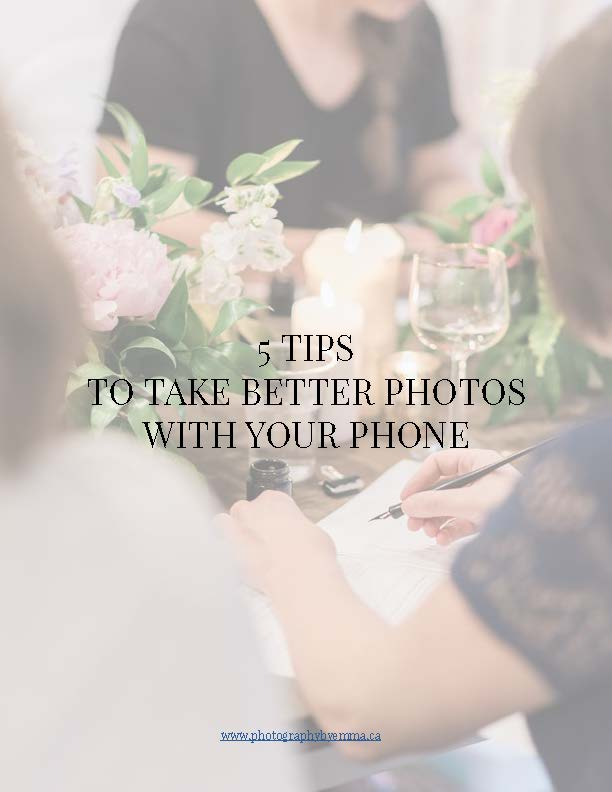 take better photos with your phone instagram emma haidar