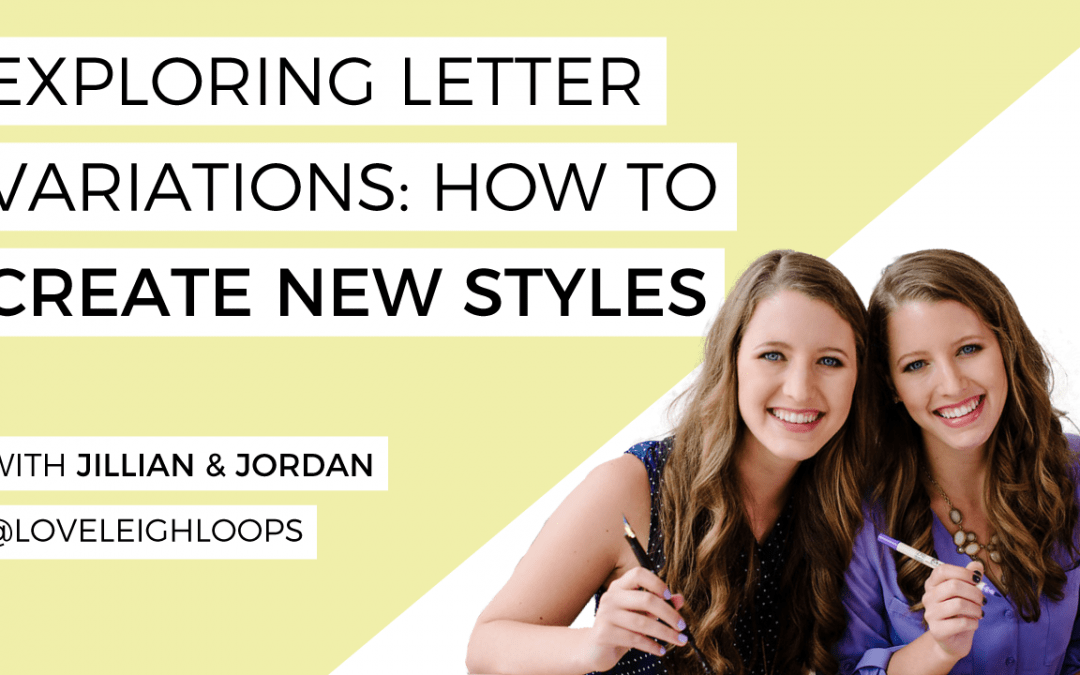 How To Create New Styles with Loveleigh Loops