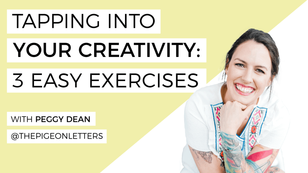 tap-into-your-creativity-peggy-dean