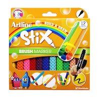 artline stix calligraphy pens