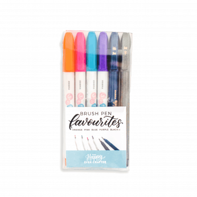 the-happy-ever-crafter-brush-pen-favourites-set