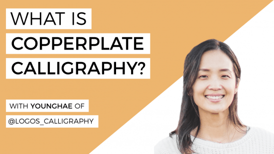 What Is Copperplate Calligraphy?