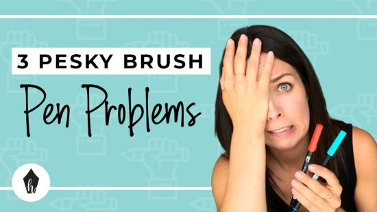 Three Common Brush Mistakes (And How You Can Fix Them!)