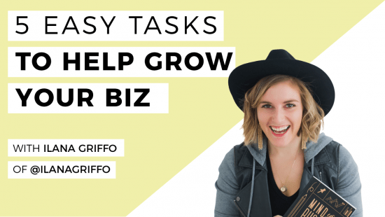 How To Grow Your Business With These 5 Easy Tasks