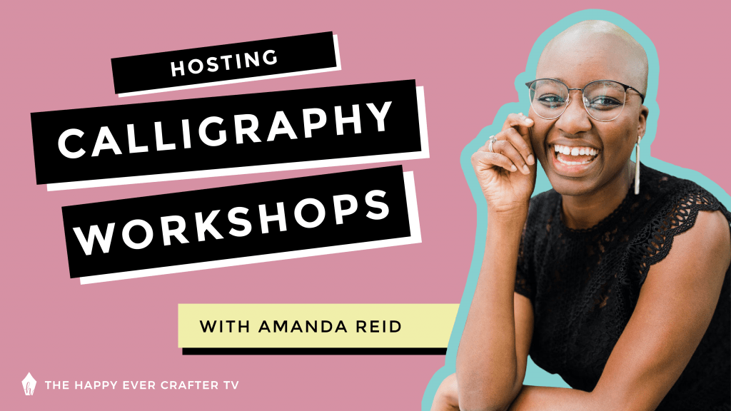 Amanda Reid 5 Tips for Hosting a Killer Workshop