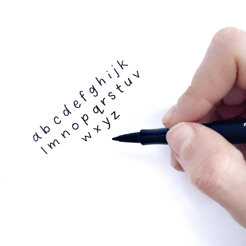 Improve Handwriting Photo