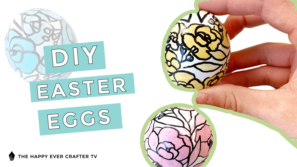 Easter Egg Florals