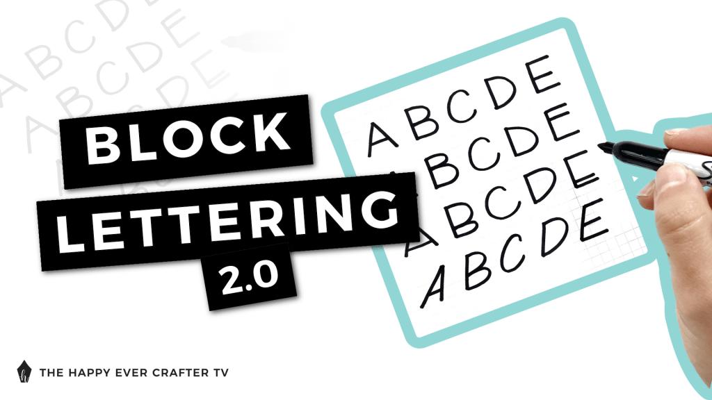Block Lettering 2.0
