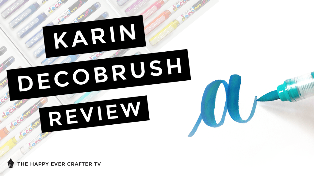 Karin DecoBrush Review Photo