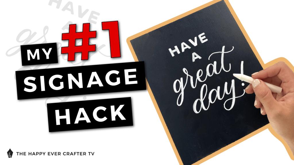 Signage Hack Chalk Transfer Photo (2)