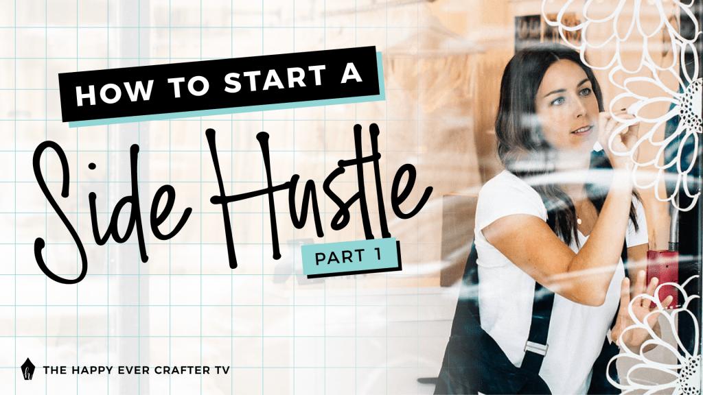 Side Hustle Part 1 Photo